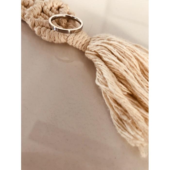 Ασημί Δαχτυλίδι