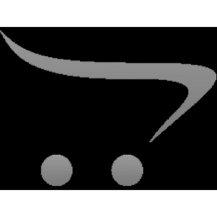 Χρυσά σκουλαρίκια PAGERI ασημένιος κύκλος